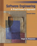 Software Engineering  A Practitioner s Approach Book