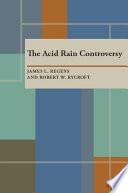 The Acid Rain Controversy Book PDF