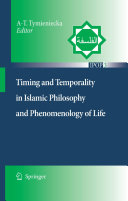 Timing and Temporality in Islamic Philosophy and Phenomenology of Life