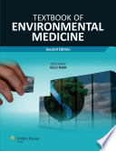 Textbook Of Environmental Medicine Book PDF