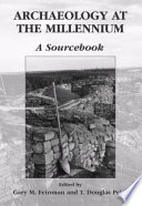 Archaeology at the Millennium Book