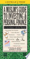 A Muslim's Guide To Invesing & Personal Finance