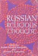 Russian Religious Thought ebook