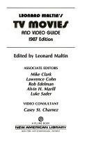 Leonard Maltin s TV Movies and Video Guide  1987