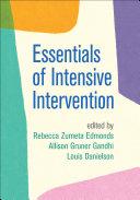 Essentials of Intensive Intervention [Pdf/ePub] eBook