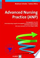 Advanced nursing practice (ANP)
