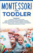 Montessori for Toddler