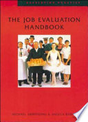 The Job Evaluation Handbook