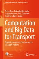 Computation and Big Data for Transport