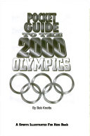 Pocket Guide to the 2000 Olympics