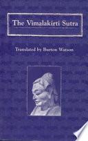 The Vimalakirti Sutra