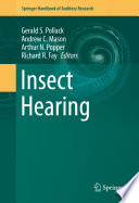 Insect Hearing