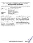 Sierra Nevada Forests Management Indicator Species Amendment Book