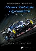 Road Vehicle Dynamics Book