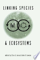 Linking Species   Ecosystems