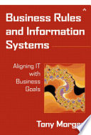 Business Rules and Information Systems Book