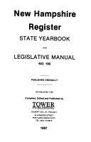 New Hampshire Register, State Year-book and Legislative Manual