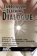 Curriculum and Teaching Dialogue
