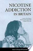 Nicotine Addiction in Britain