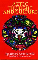 Pdf Aztec Thought and Culture