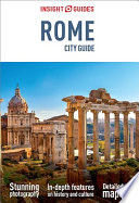 Insight Guides City Guide Rome  Travel Guide eBook