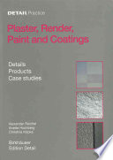 Plaster Render Paint And Coatings Book PDF