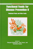 Functional Foods For Disease Prevention Book PDF