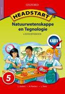 Books - Headstart Natuurwetenskappe & Tegnologie Graad 5 Leerdersboek | ISBN 9780199050376