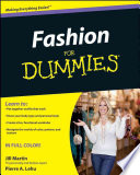 """Fashion For Dummies"" by Jill Martin, Pierre A. Lehu"