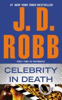 Celebrity in Death Pdf/ePub eBook