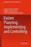 Kaizen Planning  Implementing and Controlling