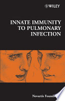 Innate Immunity To Pulmonary Infection Book PDF