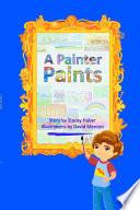 A Painter Paints
