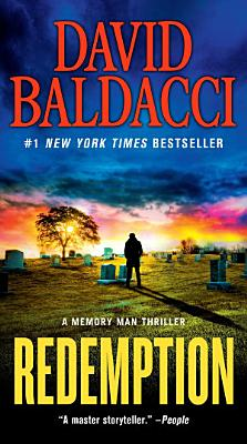 Book cover of 'Redemption' by David Baldacci