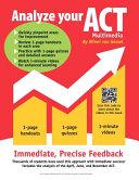 Analyze Your ACT   Multimedia