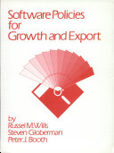 Software Policies for Growth and Export