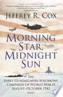 Morning Star  Midnight Sun