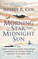 Morning Star, Midnight Sun Pdf/ePub eBook