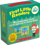 First Little Readers  Guided Reading Levels I   J  Parent Pack   16 Irresistible Books That Are Just the Right Level for Growing Readers Book PDF