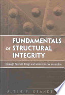 Fundamentals Of Structural Integrity Book PDF