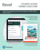 Revel for Essentials of Sociology Access Card