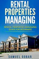 Rental Properties Managing