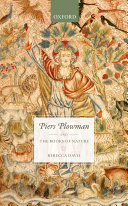 Piers Plowman and the Books of Nature