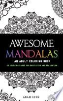Awesome Mandalas