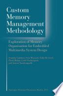 Custom Memory Management Methodology Book