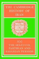 The Cambridge History of Iran