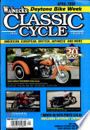 WALNECK'S CLASSIC CYCLE TRADER, APRIL 2008