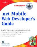 NET Mobile Web Developers Guide