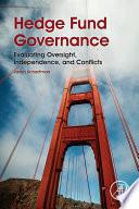 Hedge Fund Governance