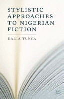Pdf Stylistic Approaches to Nigerian Fiction Telecharger